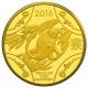 Australien - 10 AUD RAM Jahr des Affen 2016 - 1/10 Oz Gold PP