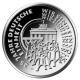 Deutschland - 25 EUR 25 Jahre Deutsche Einheit - 18g Silber