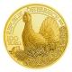 Österreich - 100 EUR Wildtiere Der Auerhahn 2015 - 1/2 Oz Gold