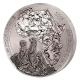Ruanda - 50 RWF African Ounce Erdmännchen 2016 - 1 Oz Silber