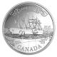 Kanada - 1 CAD 150 Jahre Atlantikkabel 2016 - Silber PP