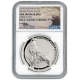 Australien - 1 AUD Wedge Tailed Eagle 2016 - 1 Oz Silber NGC