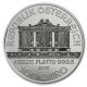 Österreich - 100 EUR Wiener Philharmoniker - 1 Oz Platin