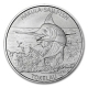 Tokelau - 5 NZD Hakula Sailfish 2016 - 1 Oz Silber