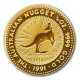 Australien - 5 AUD Känguru 1991 - 1/20 Oz Gold