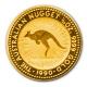 Australien - 5 AUD Känguru 1990 - 1/20 Oz Gold