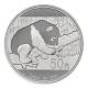 China - 50 Yuan Panda 2016 - 150g Silber PP