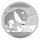 China - 300 Yuan Panda 2016 - 1 KG Silber PP