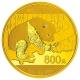 China - 800 Yuan Panda 2016 - 50g Gold PP
