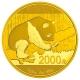 China - 2000 Yuan Panda 2016 - 150g Gold PP