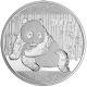 China - 300 Yuan Panda 2015 - 1 KG Silber PP