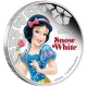 Niue - 2 NZD Disney Schneewittchen 2015 - 1 Oz Silber