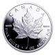 Kanada - 5 CAD Maple Leaf 1989 - 1 Oz Silber Proof