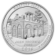 USA - 0,25 USD West Virginia Harpers Ferry 2016 - 5 Oz Silber