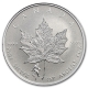 Kanada - 5 CAD Maple Leaf 2016 - 1 Oz Silber Privy Bigfoot