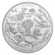 Kanada - 200 CAD $200 for $200 Weite Prärien 2016 - 1 Oz Silber