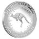 Australien - 0,25 AUD PerthMint Känguru 2016 - 1/4 Oz Silber Proof
