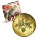 Kanada - 3,40 CAD Weihnachtsausgabe 2016 - Kursmünzensatz