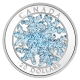 Kanada - 20 CAD Schneeflocke 2016 - 1 Oz Silber