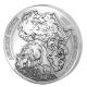 Ruanda - 50 RWF African Ounce Flusspferd 2017 - 1 Oz Silber