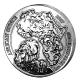 Ruanda - 50 RWF African Ounce Flusspferd 2017 - 1 Oz Silber PP