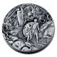 Niue - 2 NZD Bibelserie Adam und Eva 2016 - 2 Oz Silber