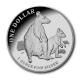 Australien - 1 AUD Silver Kangaroo 2011 - 1 Oz Silber - Royal Australian Mint