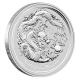 Australien - 10 AUD Lunar II Drache 2012 - 10 Oz Silber - The Perth Mint Australia