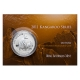 Australien - 1 AUD Silver Kangaroo 2011 - 1 Oz Silber Blister - Royal Australian Mint