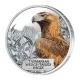 Tuvalu - 1 TVD Endangered Tasmanischer Adler 2012 - 1 Oz Silber - The Perth Mint Australia