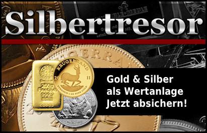 Silbertresor - Ihr Edelmetallh�ndler
