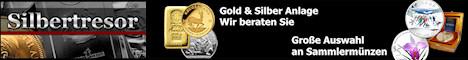 Silbertresor - Ihr Edelmetallhändler