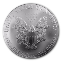 USA - 1 USD Silver Eagle 2010 - 1 Oz Silber