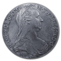 Österreich - Maria Theresia Taler - 23,38g Silber