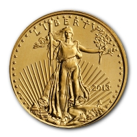 USA - 5 USD Gold Eagle - 1/10 Oz Gold
