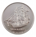$50 Cook Island - 1 Oz Palladium