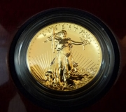 USA - 20 USD Ultra High Relief Double Eagle - 1 Oz Gold