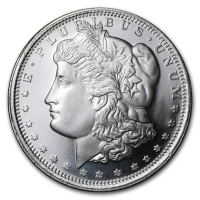 USA - Morgan Dollar Design - 1 Oz Silber