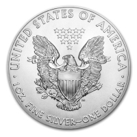 USA - 1 USD Silver Eagle 2016 - 1 Oz Silber
