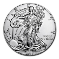 USA - 1 USD Silver Eagle 2017 - 1 Oz Silber