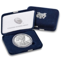 USA - 1 USD Silver Eagle 2017 - 1 Oz Silber PP