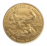 American Gold Eagle - 1/4 Oz Gold