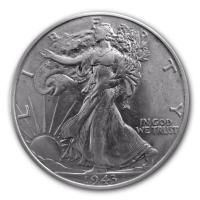 USA - 1/2 USD Half Dollar Walking Liberty (Diverse) - Silbermünze
