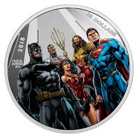 Kanada - 30 CAD The Worlds Greatest Super Heroes - 2 Oz Silber