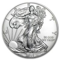 USA - 1 USD Silver Eagle 2018 - 1 Oz Silber