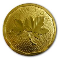 Kanada - 200 CAD Maple Leaf 99999er 2008 - 1 Oz Gold