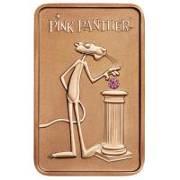Australien - Pink Panther Goldbarren - 10 Oz Gold mit Diamanten