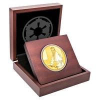 Niue - 25 NZD Star Wars Darth Maul 2018 - 1/4 Oz Gold