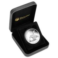 Australien - 1 AUD Wedge Tailed Eagle 2018 - 1 Oz Silber Proof