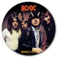 Cook Island - 2 CID AC/DC Highway to Hell 2018 - 1/2 Oz Silber
